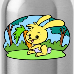 Tiny Bunny Art Collection - Water Bottle
