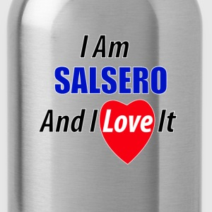I Am SALSERO 2 - Cantimplora