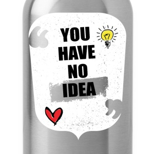 NO IDEA - Water Bottle