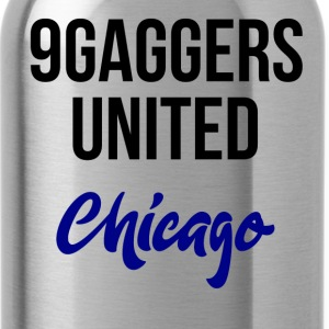 9gagger Chicago - Water Bottle
