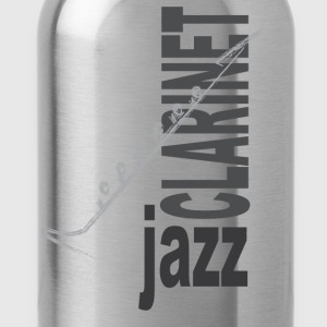Jazz Clarinet - Water Bottle