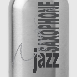 Jazz Saxophone - Water Bottle