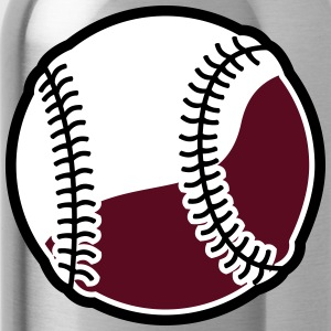 baseball - Water Bottle