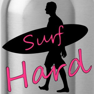 Surf Hard - Water Bottle