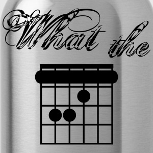 What the F-Chord - Water Bottle