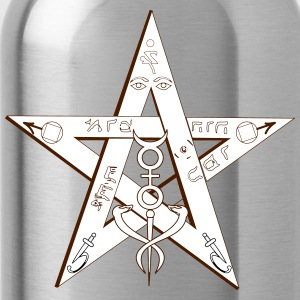 Pentagramm Magic - Trinkflasche