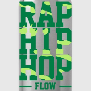 Rap Hip Hop Flow - Water Bottle