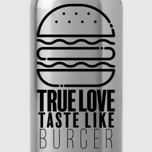 Burger Lover - Water Bottle