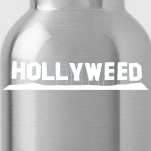 Hollyweed - Trinkflasche