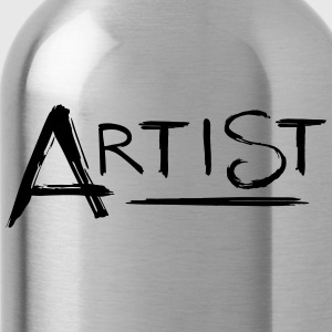 Artist 's signature - Water Bottle