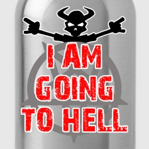 Going to hell - Slim fit - Drikkeflaske