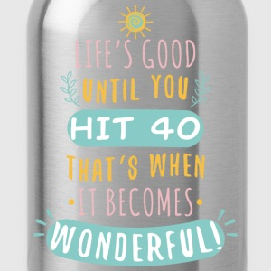 Wonderful - Water Bottle