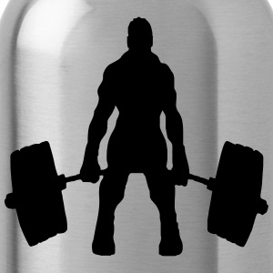 BODYBUILDER LOGO - Drinkfles