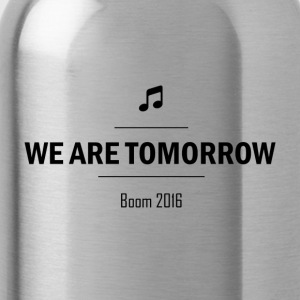 We Are Tomorrow Black - Gourde