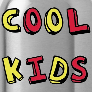 3D Cool kids dipinto - Borraccia