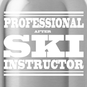 SKI INSTRUCTOR - Water Bottle