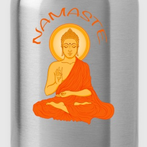 Namaste Buddha Yoga - Water Bottle