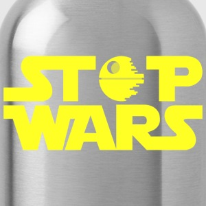 Stop Wars - Water Bottle
