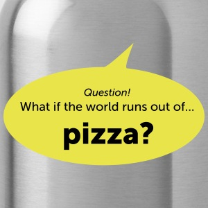 Pizza - Water Bottle
