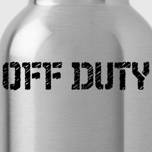 Off Duty - Trinkflasche
