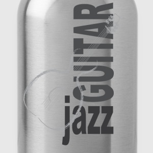 Jazz Guitar - Water Bottle