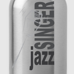 Jazz Singer - Water Bottle