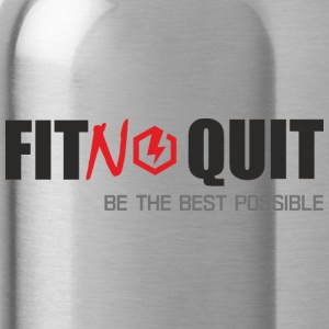 FITNOQUIT - Trinkflasche