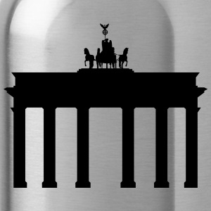 Berlin Brandenburg Gate - Water Bottle