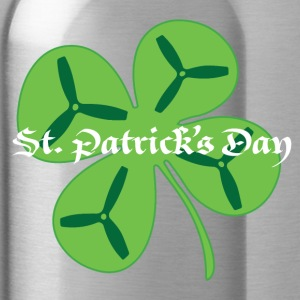 St. Paddy's Day (light) - Water Bottle