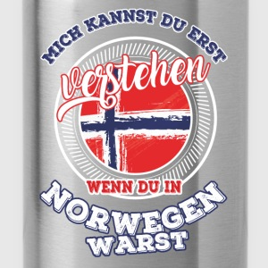 Understand - If you were in Norway - Water Bottle