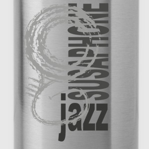 Jazz Susaphone - Water Bottle