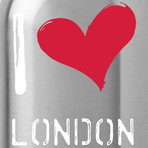 I love London - Gourde