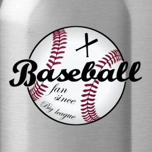 Big League Baseball - Water Bottle