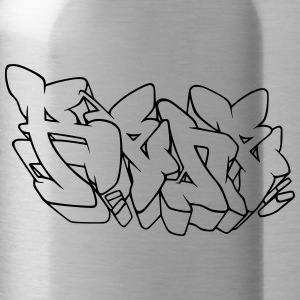 "Graffiti Name ""Rene"" AllroundDesigns - Water Bottle"