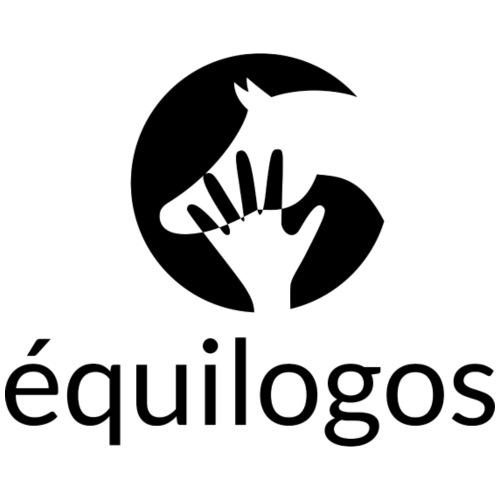 Equilogos logo noir