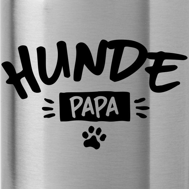 Hunde Papa - Trinkflasche