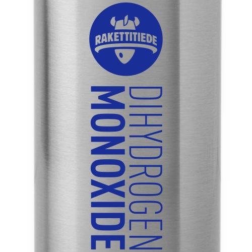 Dihydrogen - Juomapullo, jossa pilli
