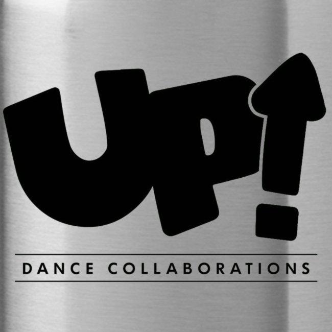 Up Dance Black Logo