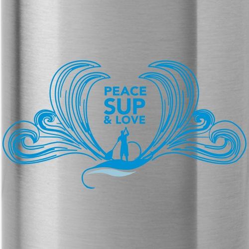 Peace SUP and Love 5 - Gourde avec paille intégrée