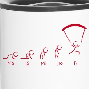 Skydivers Week - Travel Mug
