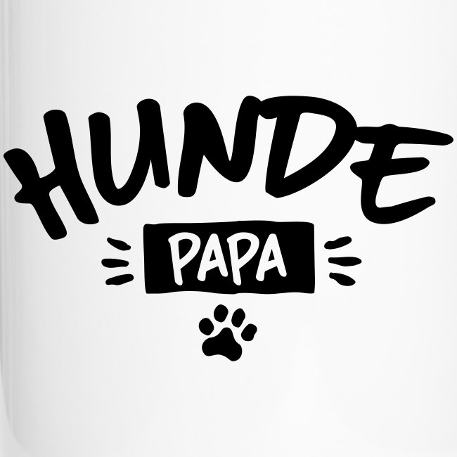Hunde Papa - Thermobecher