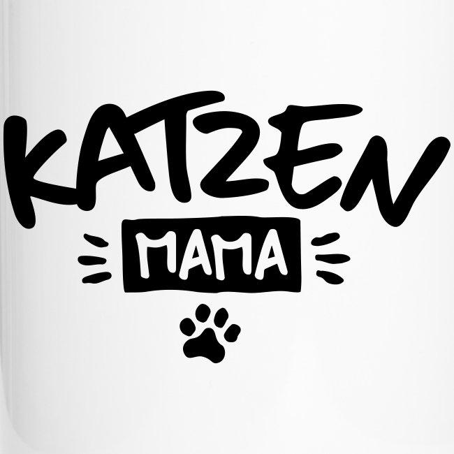 Vorschau: Katzen Mama - Thermobecher