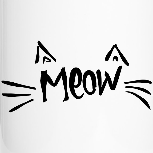 meow2 - Thermobecher