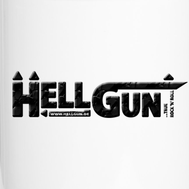 HELLGUN logo 2014 schwarz png
