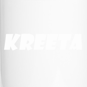 Kreeta man shirt - Travel Mug