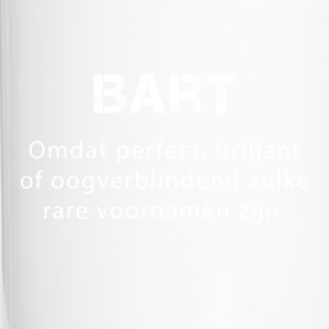 Bart persoonlijk cadeau - Thermo mok