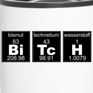 Chimie chienne - Mug thermos