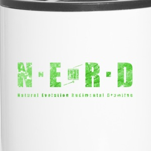 NERD Green - Travel Mug