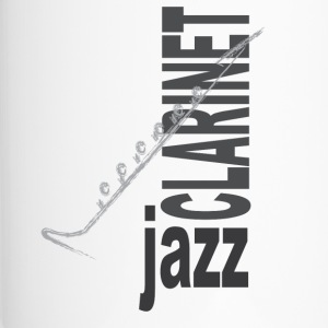 Jazz Clarinet - Travel Mug