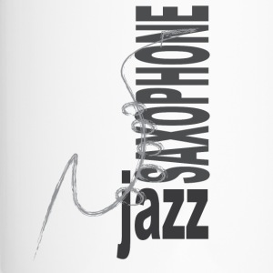 Jazz Saxophone - Travel Mug